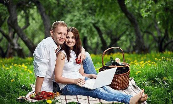 пикник первое свидание