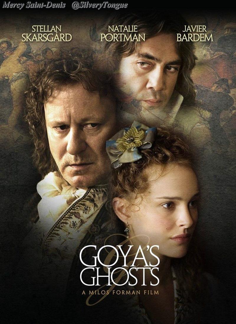 фильм Призраки Гойи 2006