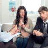женатая пара у психолога